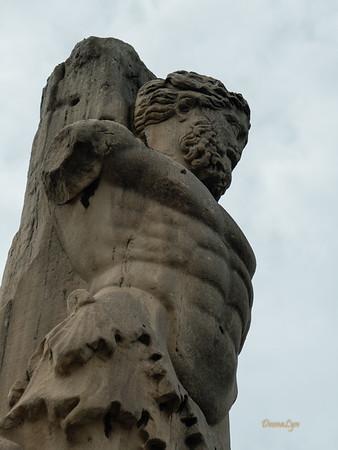Ancient Agora, Athens, Greece