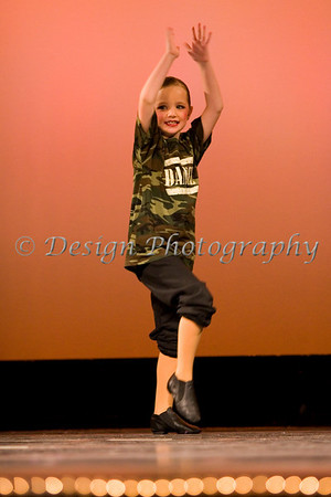 Taylor's Dance Recital