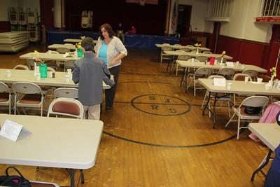 Free Community Soup Social, St Jerome School, Tamaqua (2-27-2013)