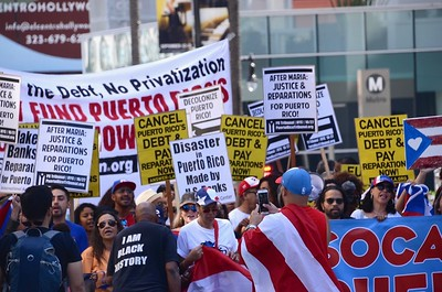SoCal Stands with Puerto Rico! March & Rally