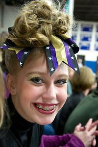 Norfolk Collegiate Cheer Competition 2-27-2011