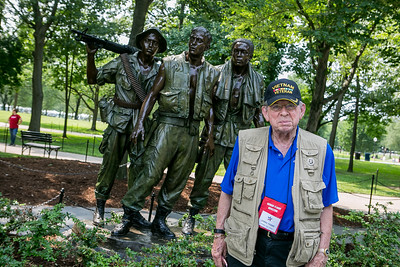Honor Flight Houston - Vietnam