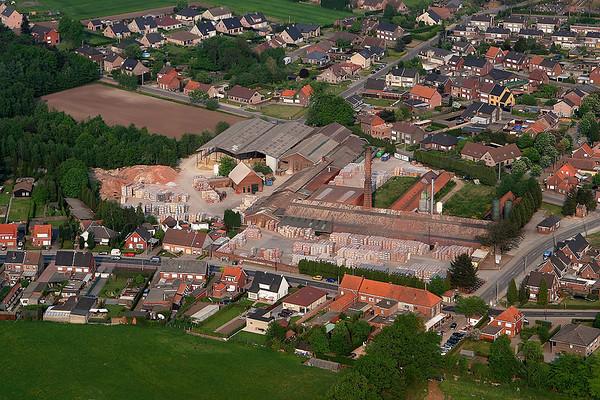 Steenfabriek SAS Sint-Jozef Rijkevorsel (te bezichtigen tijdens erfgoeddag 21/04/2013 onder begeleiding van een gids)