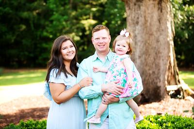 Paige, Aaron & McKenleigh