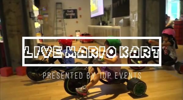 Live Mario Kart