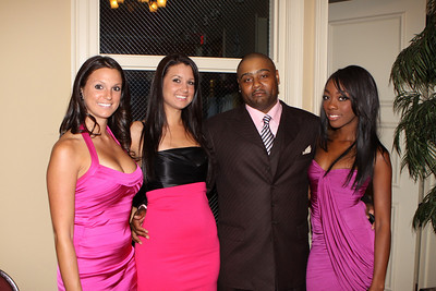 1st Annual Pink Event hosted by H.O.O.at the Westshore Yacht Club... Thursday Nov 5, 2009