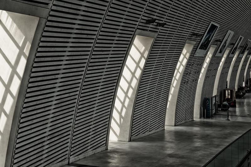 TGV station in Avignon