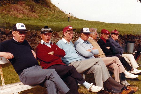 Skotlandsferðir 1980-86- Kristmann Magnusson