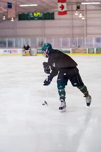 Hockey at Leddy-Dec. 9 2012