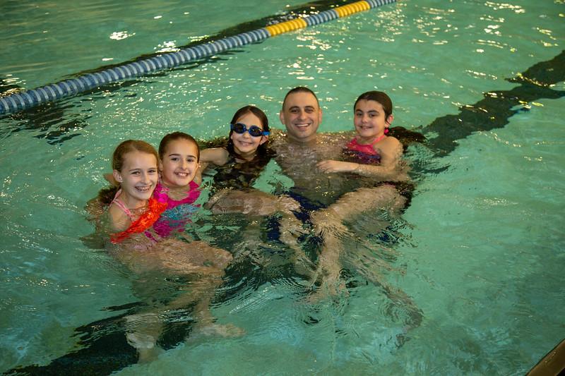 2019 NYU Winthrop Hospital Swim A Thon