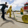 JUNIOR FIRE ACADEMY AT SOUTH SAN FRANCISCO FIRE DEPARTMENT