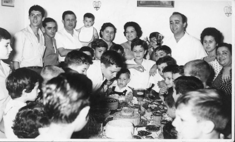 Anos do Abel Alves Casal Rogerio Afonso, casal Dores, familial Abel Alves