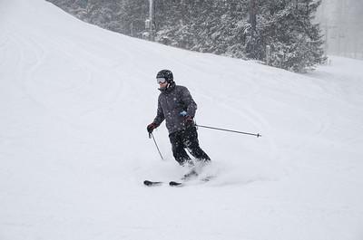 Ohio Powder Day at Snow Trails