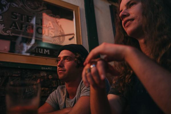 Kapowski Bar hop