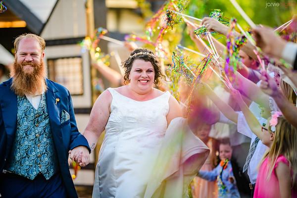 Gardner Village Wedding