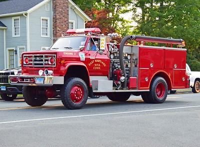 Parade - East Hartland, CT - 7/31/21