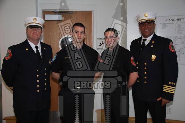 Connecticut Fire Academy Class #46