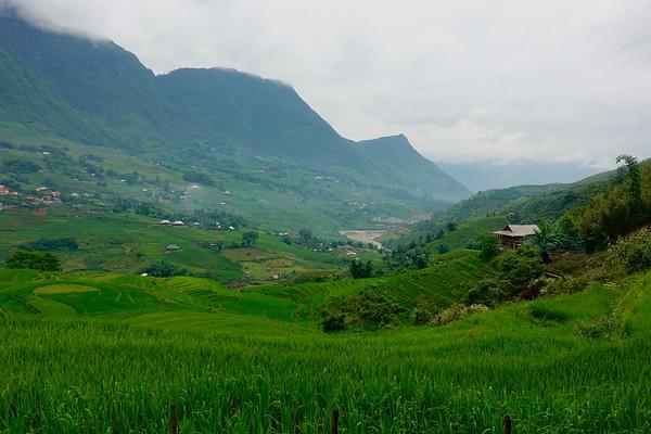 SaPa, trekking Day 2