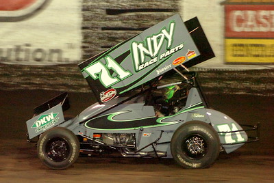 Knoxville Raceway 8/13/15 - Tommy Hein Photo