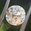 2.15ct Old European Cut Diamond, GIA K SI1 11