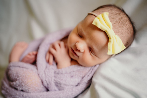 Olivia Marovich Newborn