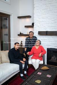 The Swaminathan Family : Durham, NC
