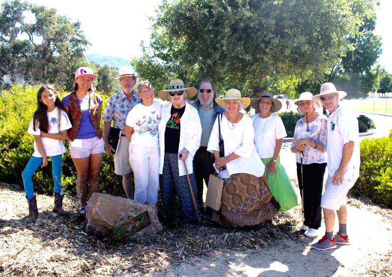 Marguerite's Native Oak Community Landscape Dedication
