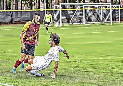 8-24-19 NC Wesleyan M Soccer