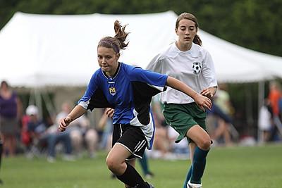 U14 Girls Essex United II vs Springfield