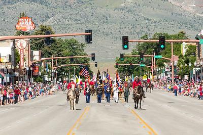 2014-07-04 Stampede Parade