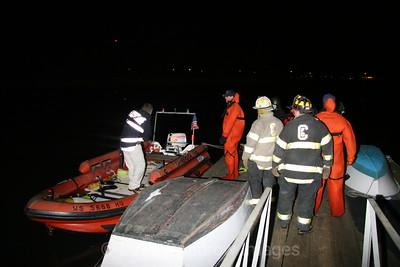 Saugus, MA - Dive Rescue, Ballard Street, 3-21-08