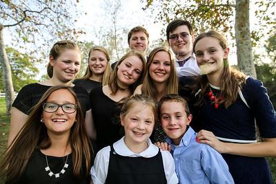Swensen Family