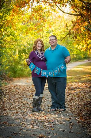 Sierra and Josh - Maternity Photos - Oct 15, 2015