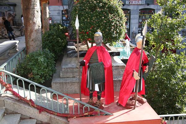 Belem, El Escorial, Spain - December, 2009