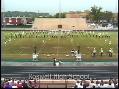RHS Marching Band 1997