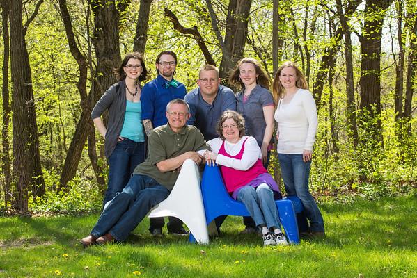 Bardole Family 2014