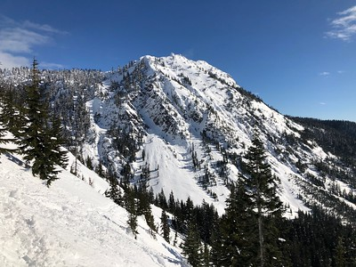 Red Mountain - 3/4/19