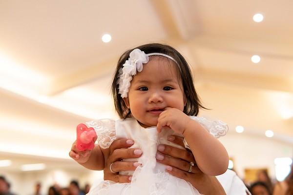 Zoe's Baptism