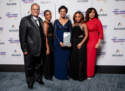 Women of Color Awards Gala Green Room