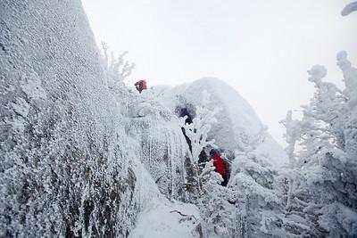 ADK Winter Hike '10