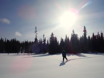 Ski to The Edge Yukon(Norway Training)  Expedition