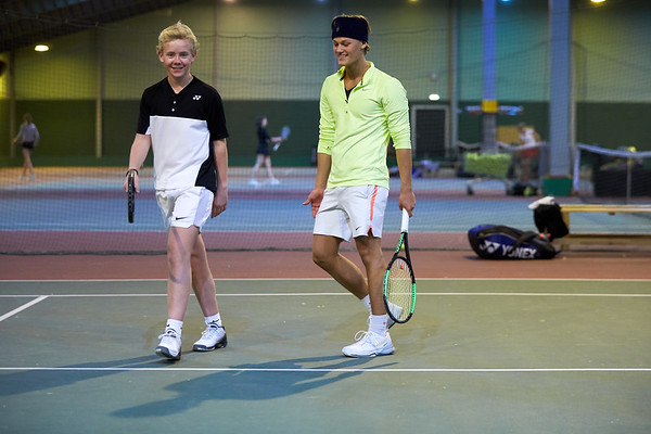 NC U19, Furuset Tennis 13.1.18