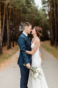 Michelle & Jarrett Post-Wedding Session