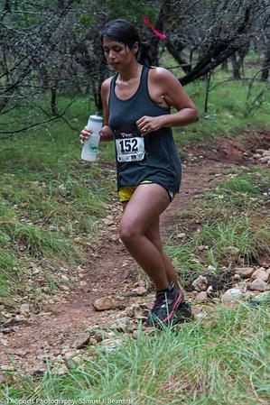 Muleshoe Bend Trail Run