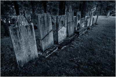 Ancient Burial Grounds 2016