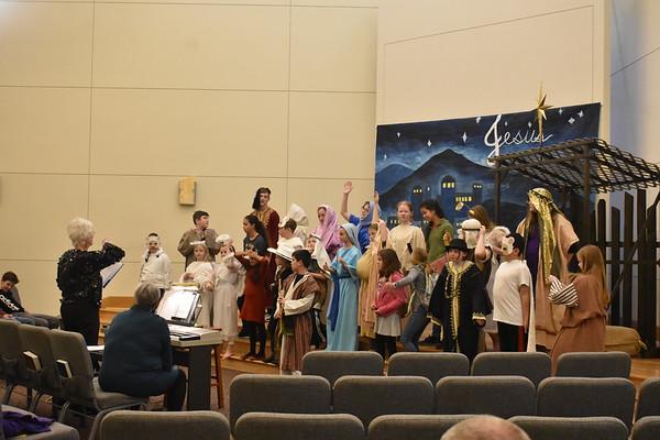 Christmas Musical: Jesus