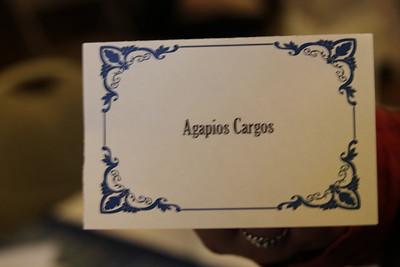 Agapios Cargos