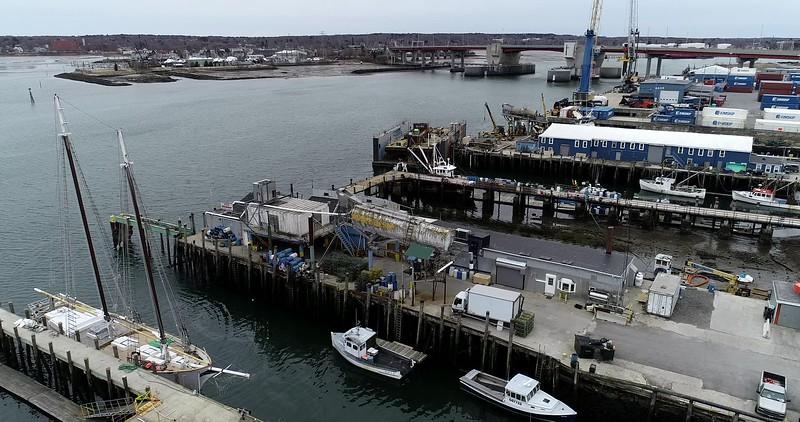 4k sUAS Aerial Video, Portland, Maine