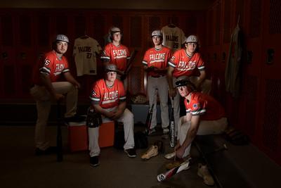 2018 Senior Portraits Mens Baseball