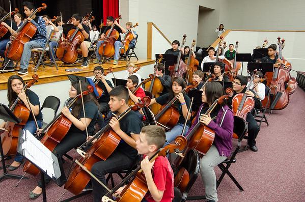 Orchestra Festival Clinic
